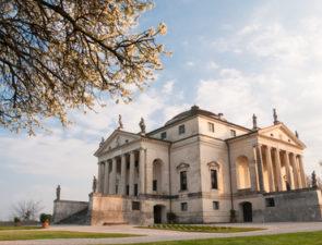 Villa La Rotonda by the architect of the Renaissance Palladium, 1566, Vicenza